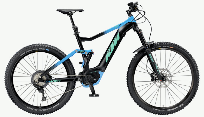E-MTB Verleih Fully Enduro 160 mm - KTM 2974