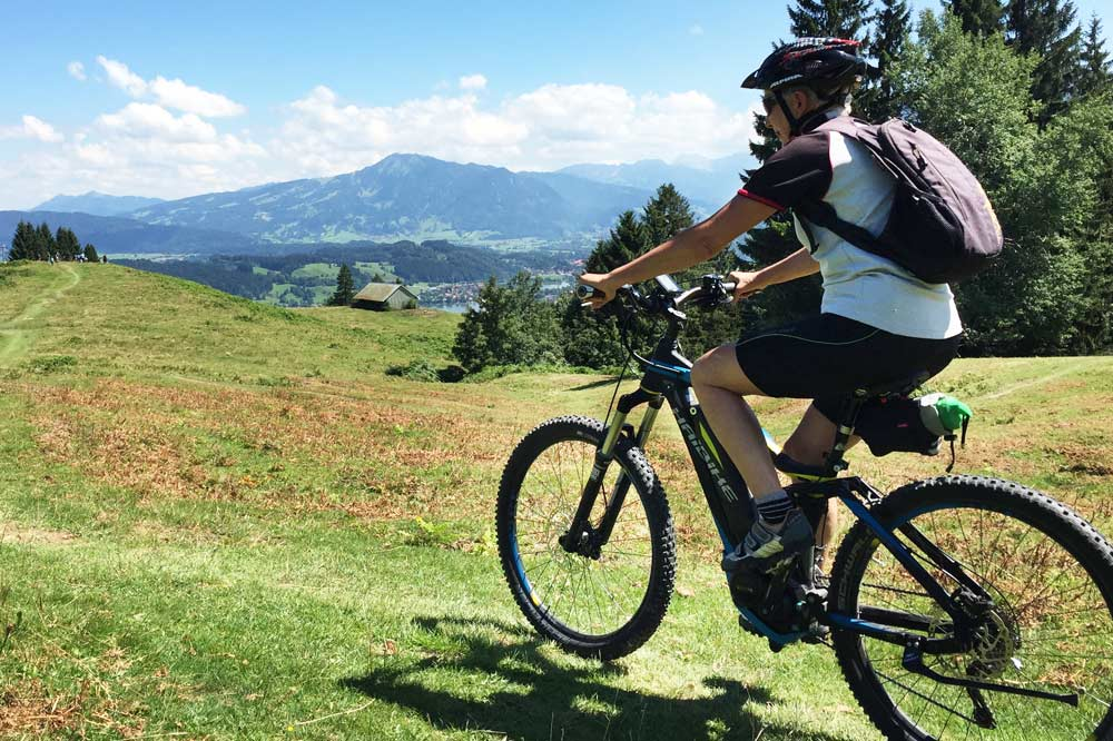 E Mountainbike Allgaeu Bikers