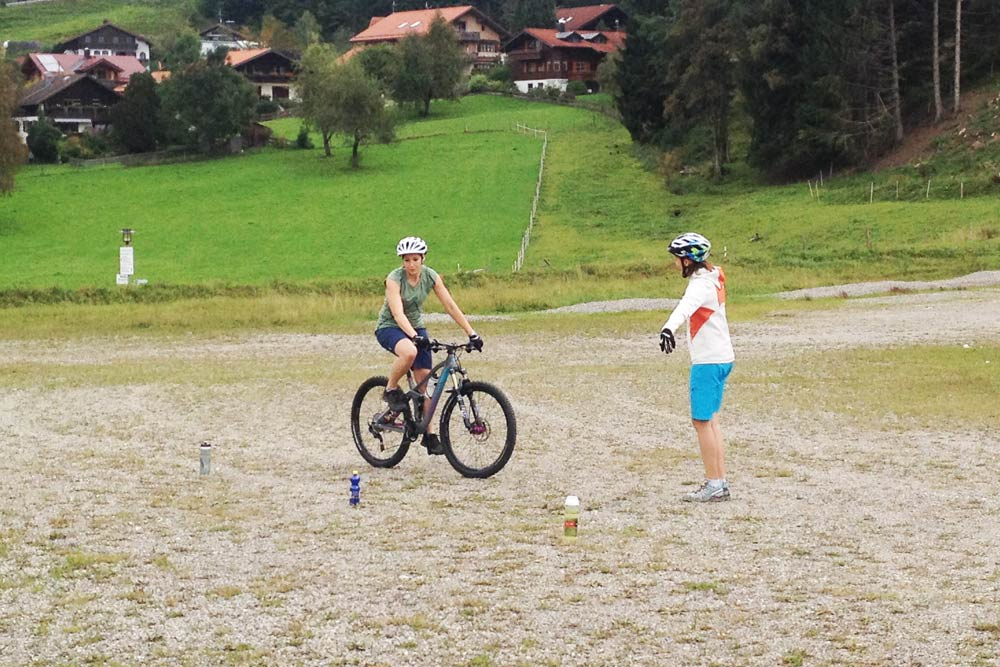 Mtb Training Only For Woman