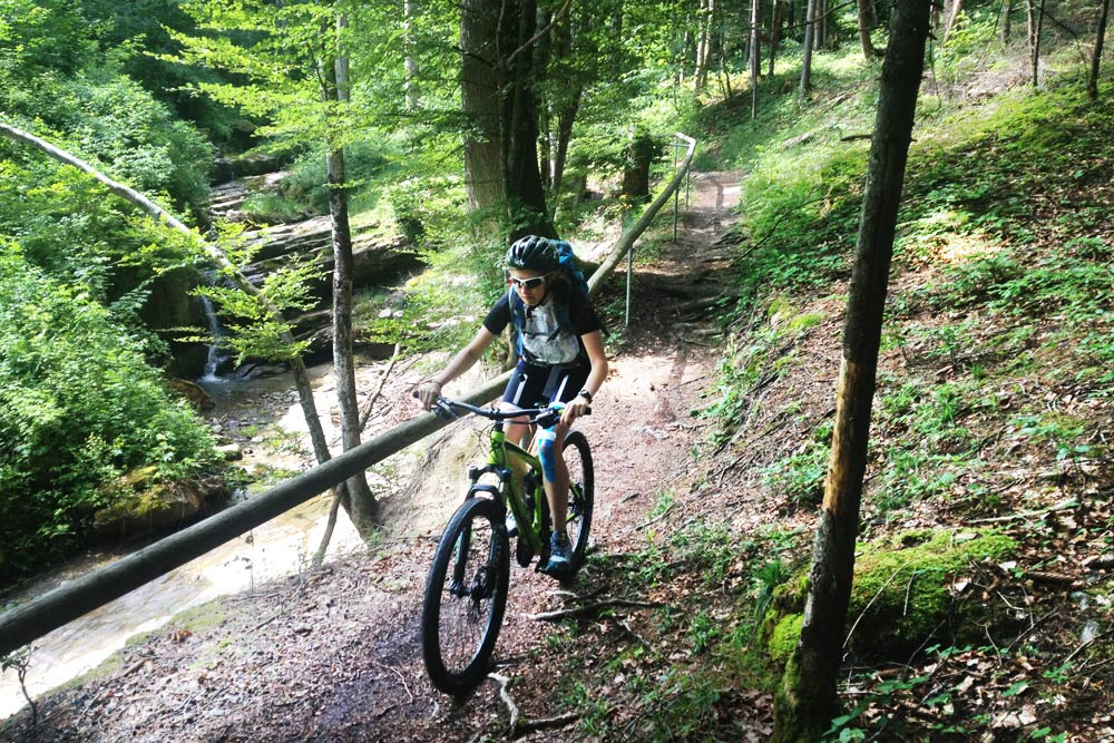 Technik Fuer Woman Only Mit Dem Mtb