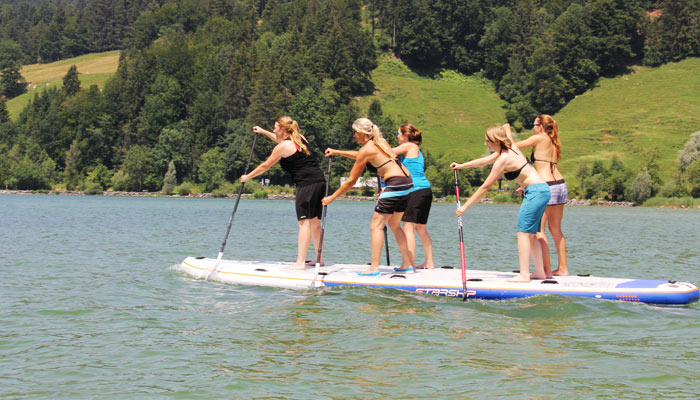 BIG SUP Event Allgäu